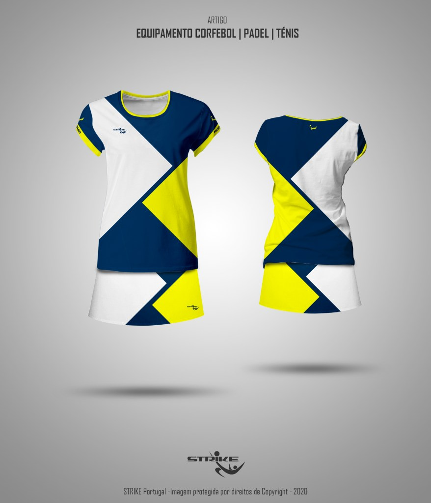 amarelo azul branco