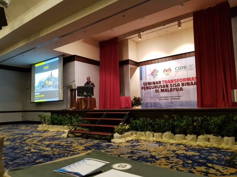 Malaysia KL Recycling Presentation Malaysia Recycling Presentation Striker Crushing & Screening