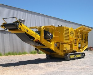 Striker Jaw Crusher named after CEO's Children