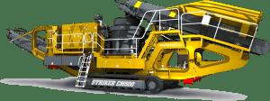 Striker Mobile Cone Crusher CM500 3D