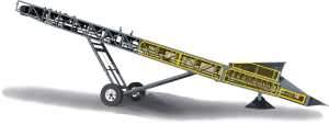 Striker Mobile Conveyor 15M 3D