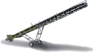Striker Mobile Conveyor 24M 3D