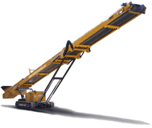 Striker Mobile Conveyor TS18 3D