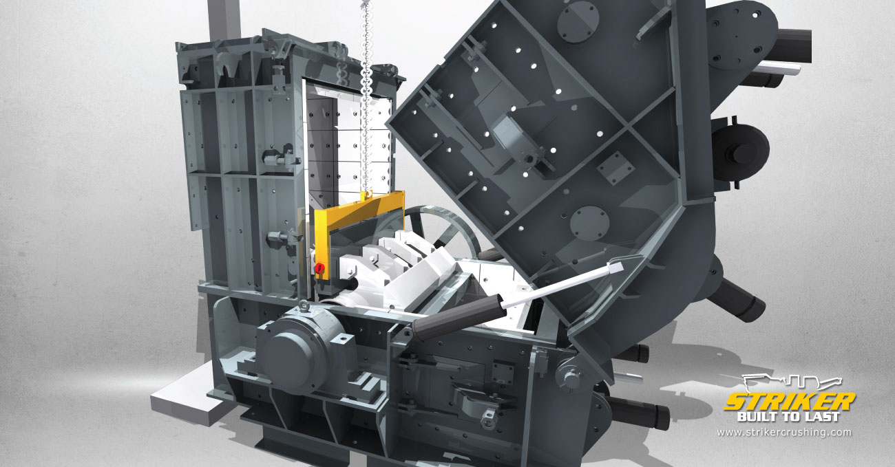 The Importance of Balancing your Impact Crusher Rotor