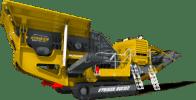 Striker Mobile Impact Crusher HQ1312 3D