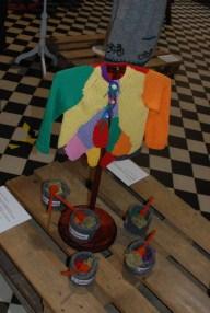 Værk Farvefestligt børnetøj 1