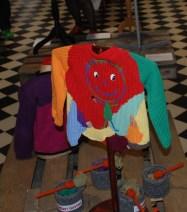Værk Farvefestligt børnetøj 3