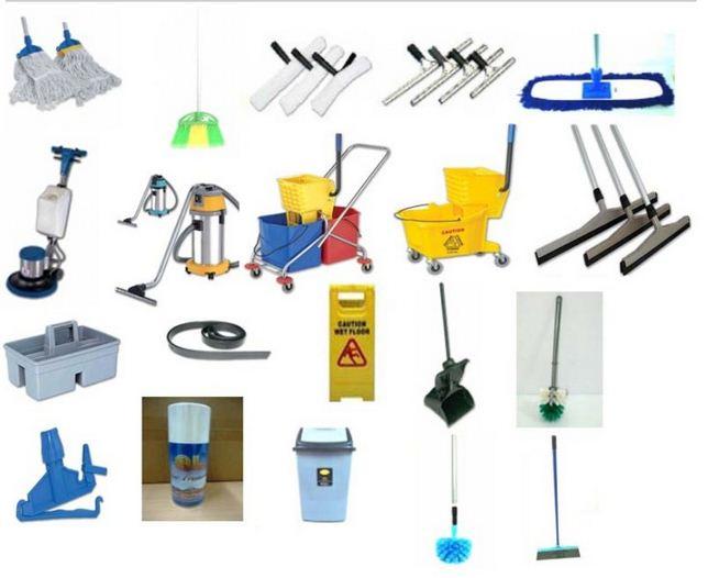 Macam Macam dan Fungsi Alat Kebersihan Rumah Tangga