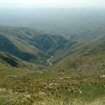 Vista de Ríos y praderas.