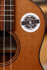Stringit & Strumit - Handmade custom ukuleles in Brighton, East Sussex