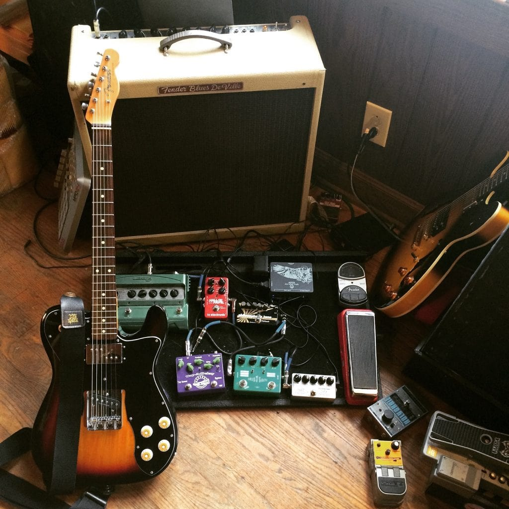 Scott's Guitar Rig