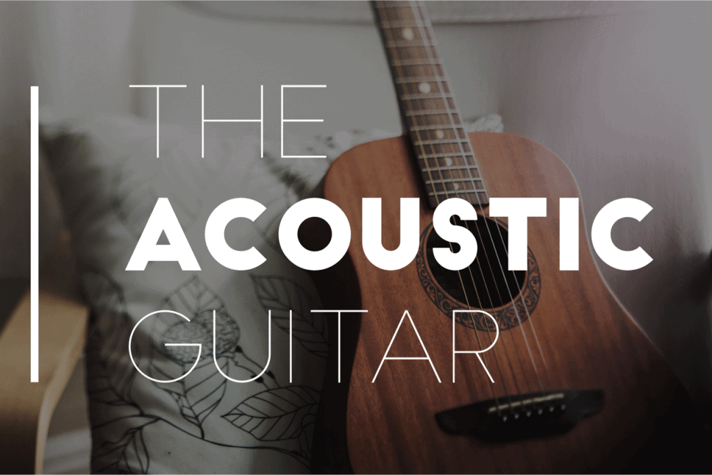 History of the Acoustic Guitar   Stringjoy