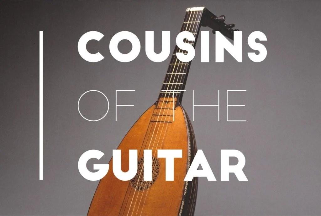 Ancestors of the Guitar   Stringjoy