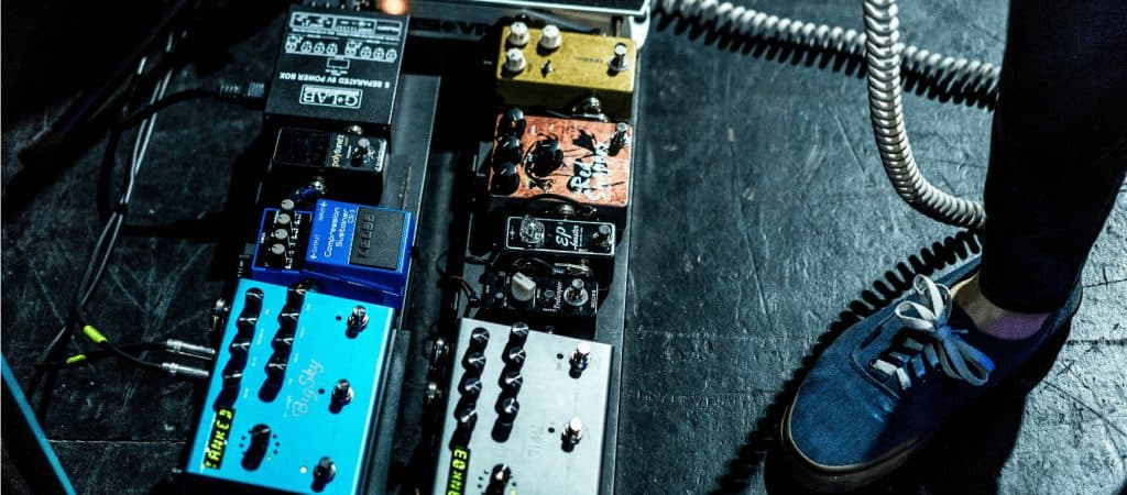 Why Use a Clean Boost Pedal?