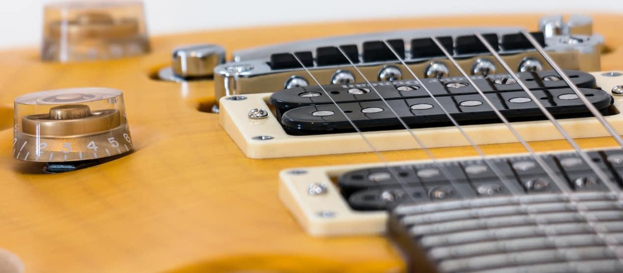 We Put 17 Gauge Strings on an Electric Guitar!