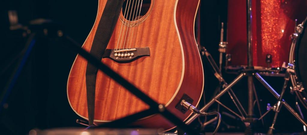 Contact Acoustic Guitar Pickups 1