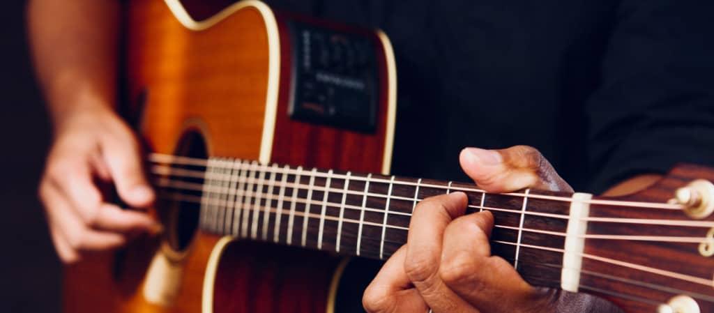 Piezo Acoustic Guitar Pickups