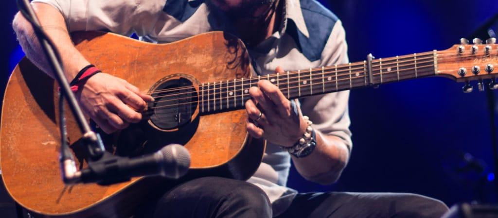 Soundhole Pickup for Acoustic Guitar