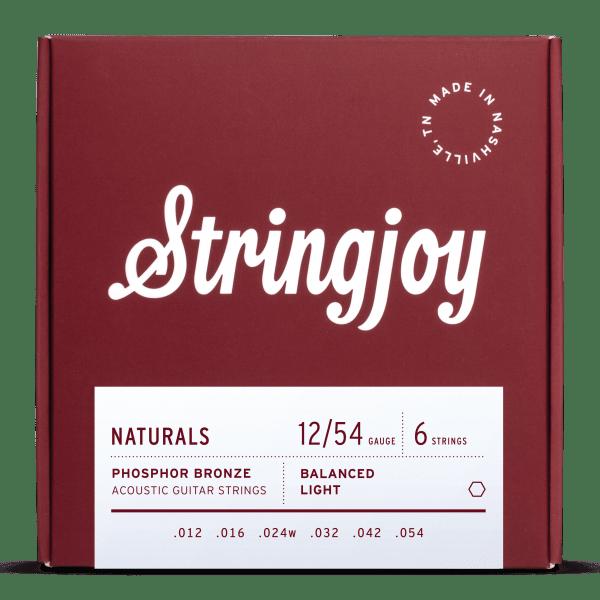 best guitar strings acoustic naturals
