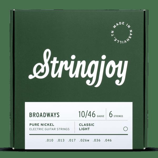 best guitar strings electric broadways