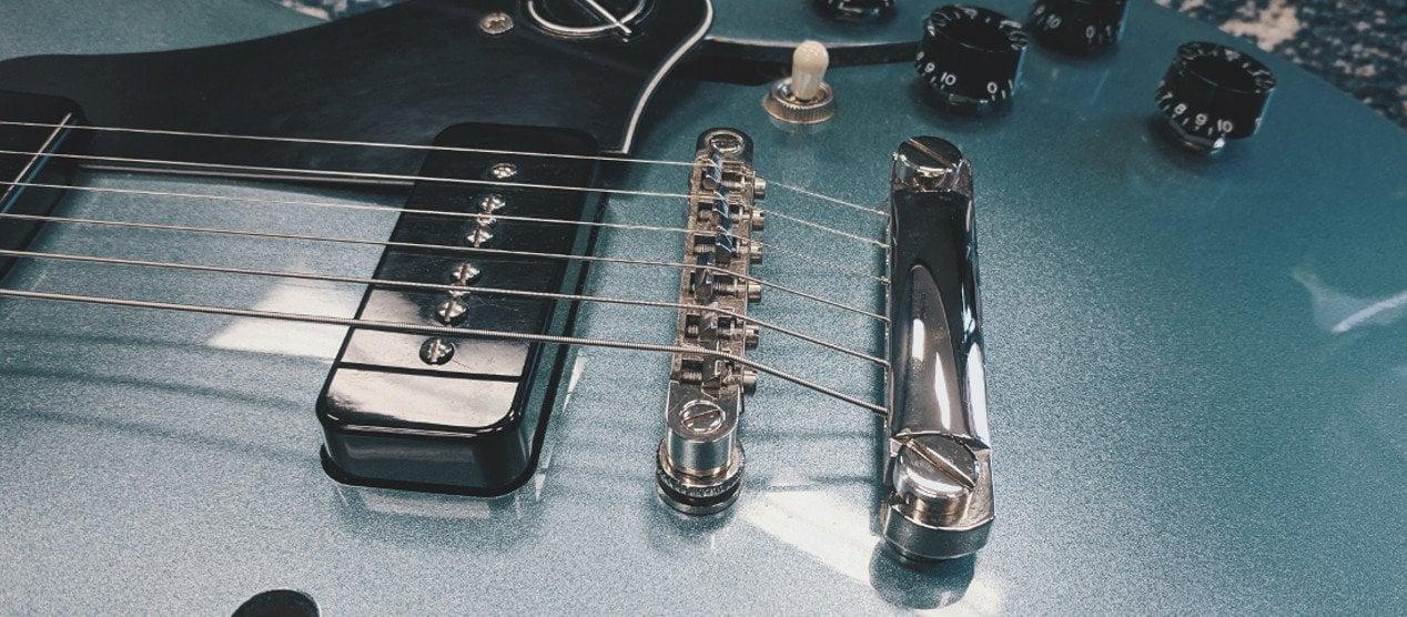 Adjusting Guitar Action at the Bridge
