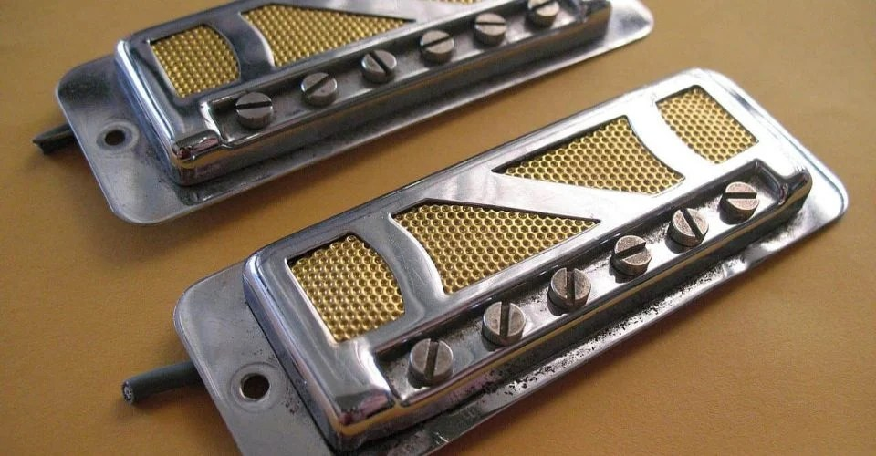 What Are Gold Foil Pickups?