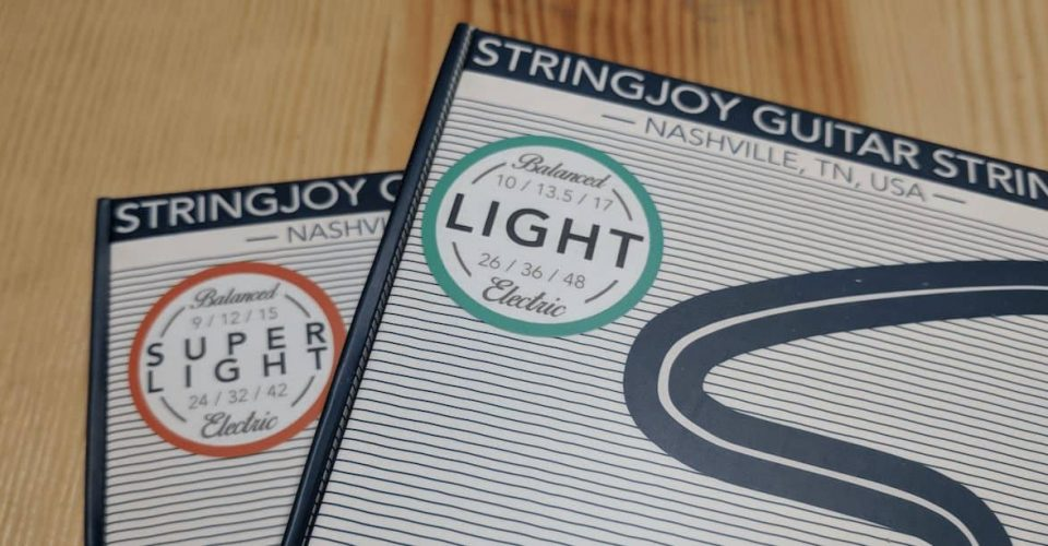 What Are Balanced Tension Guitar Strings?