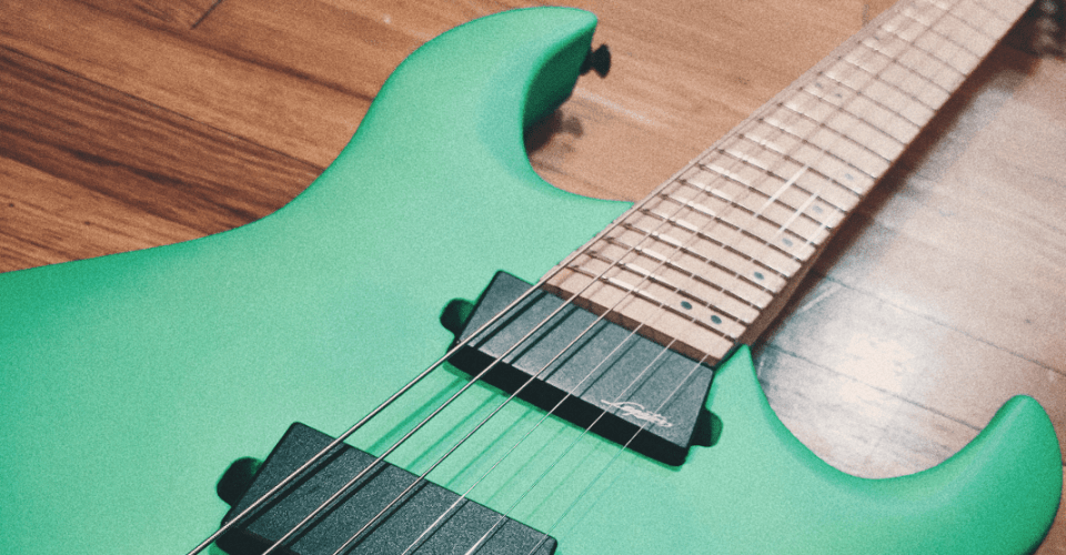 Multi-Scale and Fanned Fret Guitars, Explained