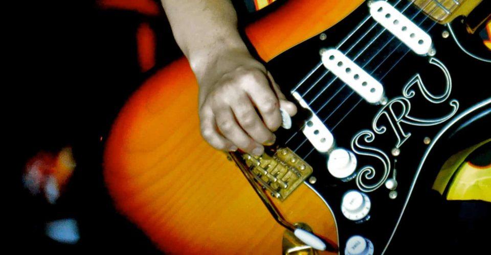 Stevie Ray Vaughan's Guitar String Gauges