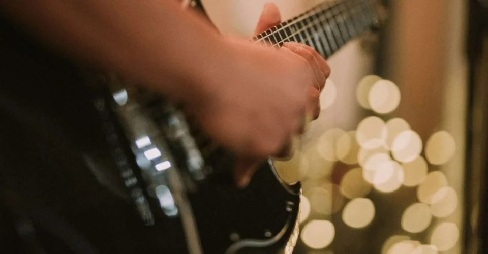 Tony Iommi's Guitar String Gauges