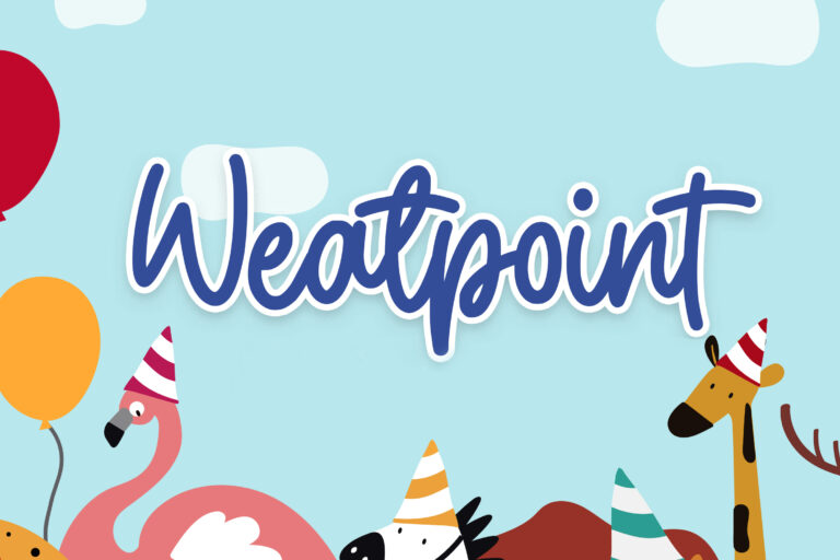 Preview image of Weatpoint – Playful Script Font