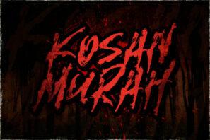 Kosan Murah - Horror Font
