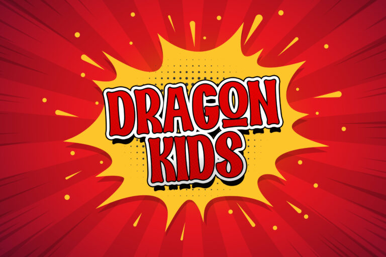 Preview image of Dragon Kids – Playful Display Font