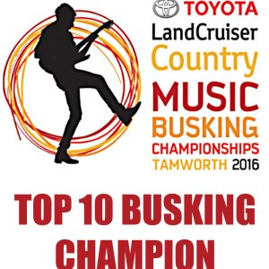 String Loaded win Top 10 Busking Champion Award for 5th year running