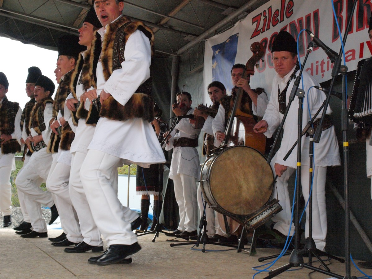 What is Romanian Folk Music?