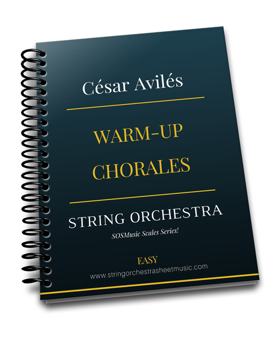 FREE -- PDF Chorales for String Orchestra | String Orchestra