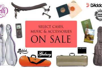 JSI Grad Sale Items Strings Mag