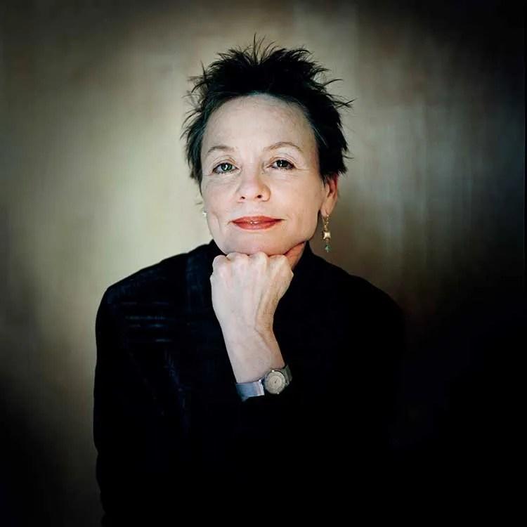 Laurie Anderson portrait