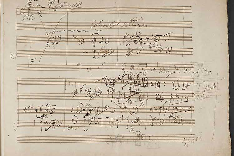 Beethoven's Sketches for the String Quartet Op. 131