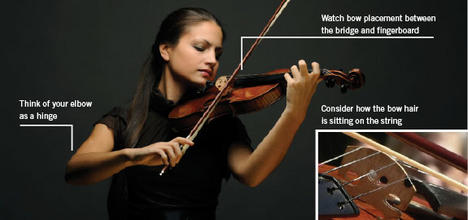 6 simple ways to improve viola tone