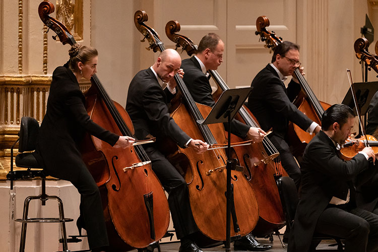 Vienna Philharmonic, photo: Steven Pisano