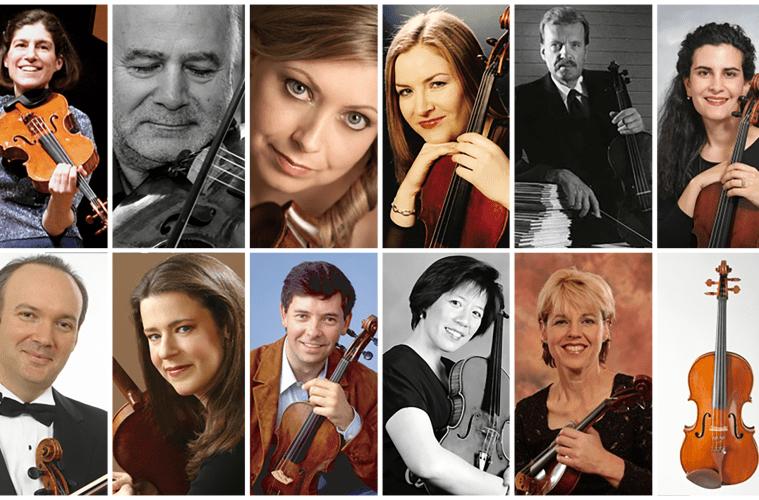 11 Top Viola Players