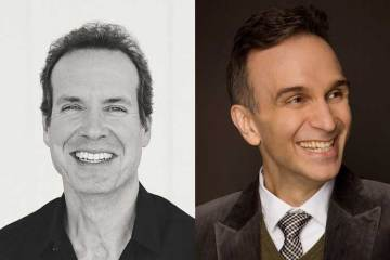 Scott Flavin and Gil Shaham