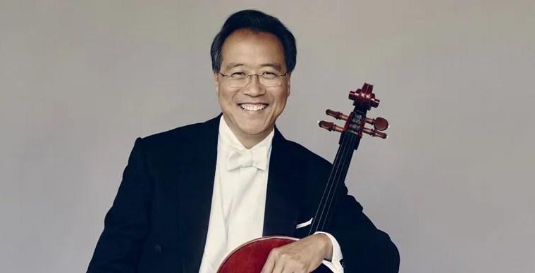 Yo-Yo Ma Cello by Jason Bell
