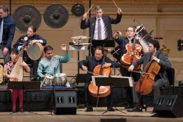 Yo-Yo Ma & the Silk Road Ensemble