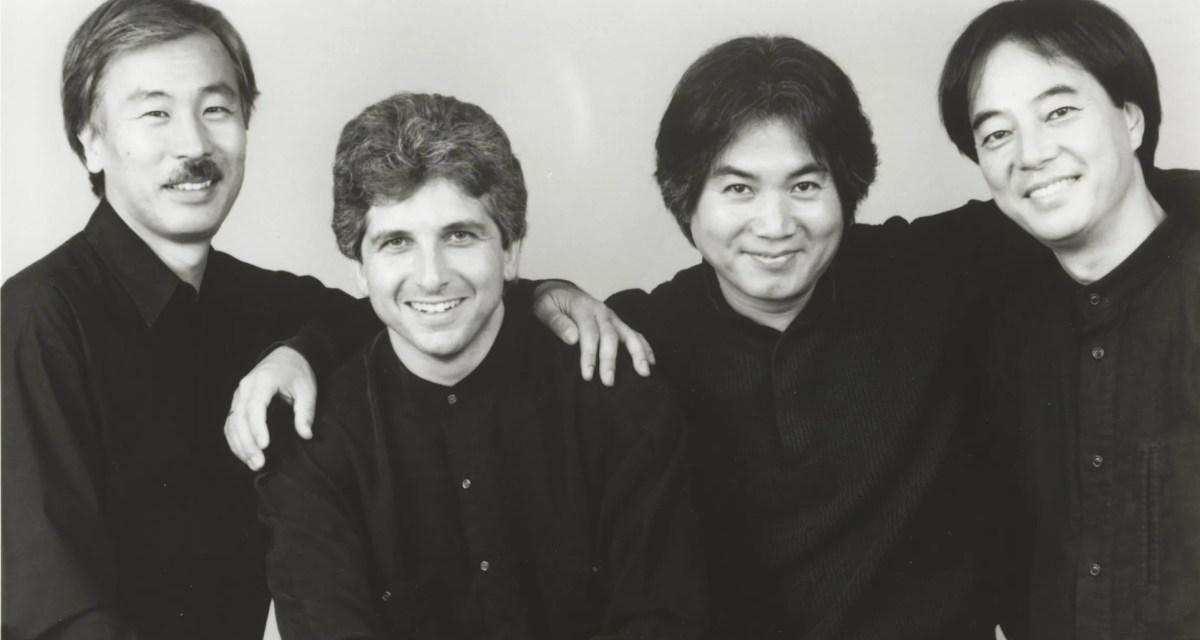 Tokyo String Quartet Strings Magazine 30th Anniversary