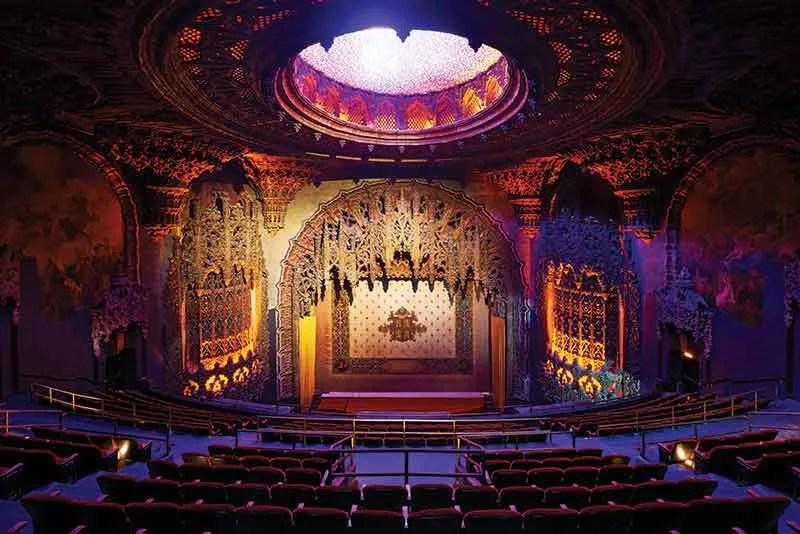 Los Angeles music venue the Ace Theatre