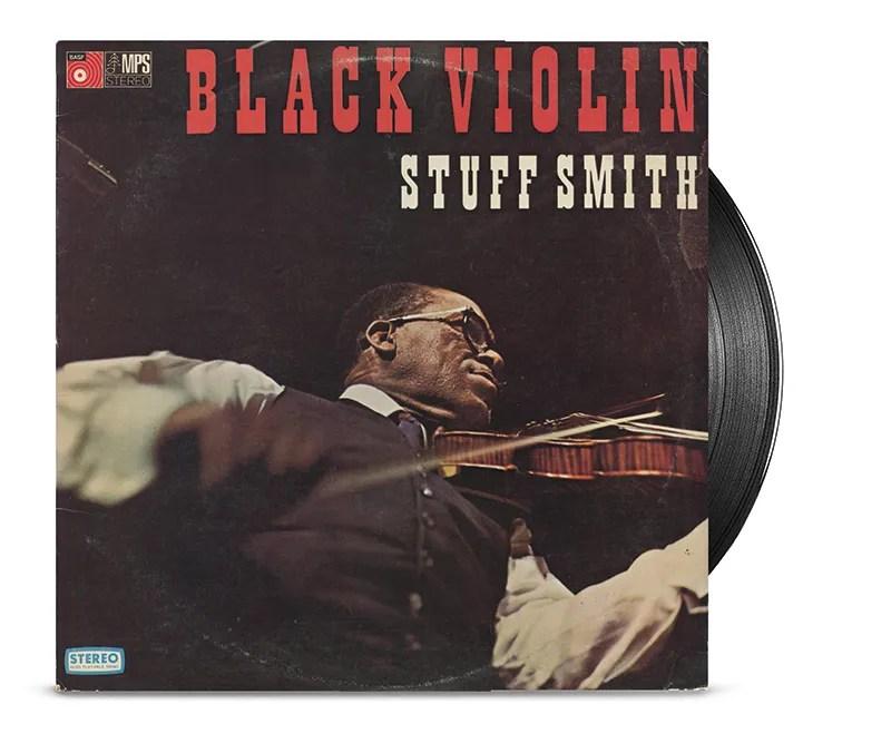 Stuff Smith's album Black Violin
