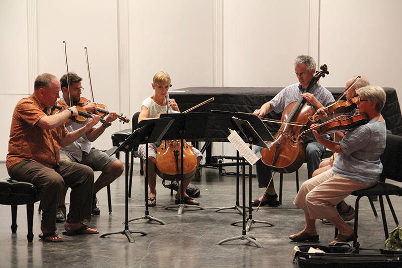 Interlochen College of Creative Arts Adult Chamber Music class