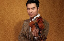 Violinist Ray Chen delves into the inspiration Ysaÿe found in J.S. Bach's music